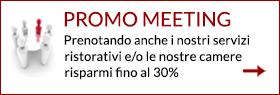 Prenota una sala meeting:risparmia fino al 30%!