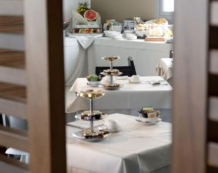 Try the restaurant at the Best Western Plus Hotel Monza e Brianza Palace