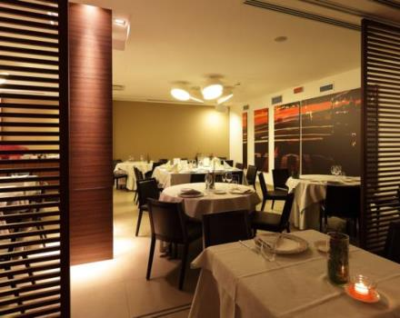 The restaurant at the Best Western Plus Hotel Monza e Brianza Palace  in Monza Cinisello Balsamo offers you the taste of local cusine